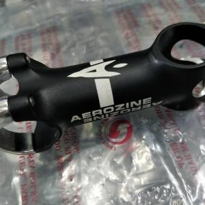 Aerozine 90mm 6degree ultralite stem - used for few rides only guaranteed ori