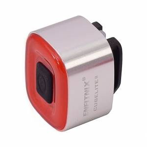 Enfitnix CubeLiteII taillights Intelligent sensor Brake lights usb Road bike MTB CubeLite Xlite100