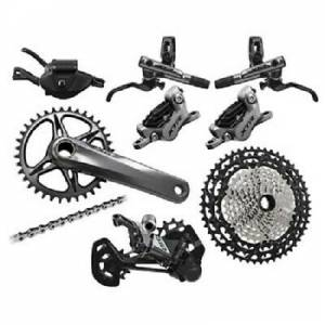 SHIMANO XTR GROUPSET 1x12SPEED (NO ROTOR NO HUBSET) M9100 M9120 last package set clearance