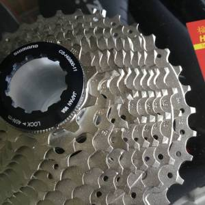 Shimano R8000 11-34T / 11speed Cassettes (free pos w.m)