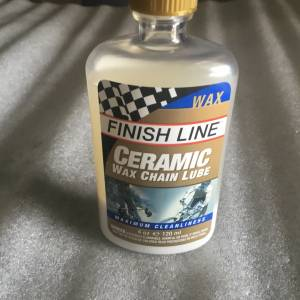Finish Line Ceramic Wax | 4oz/120ml @ free pos