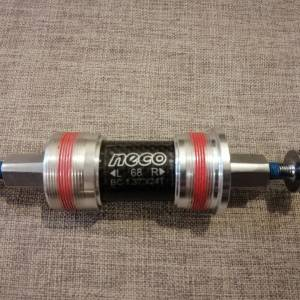 Neco Sealed Bearing 115mm BSA Bottom Bracket