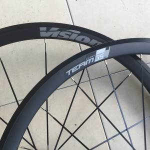 Vision Team35 Comp SL -Performance Road Wheelset @ free courier
