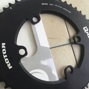 Rotor Aero ALDHU Outer 50T Shimano ChainRing 110x4 - free courier