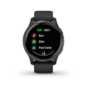Garmin Venu GPS Lifestyle Smartwatch with Free Gifts (Garmin Malaysia)  cycling running stylish OLED