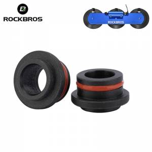 Rockbros Palfa thru axle 12mm 15mm 20mm converter roof rack replacement suction cup holder