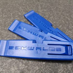 Schwalbe tire lever set of 3
