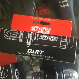 Stan Repair Tubeless Kits Dual Action  (free pos w.m)