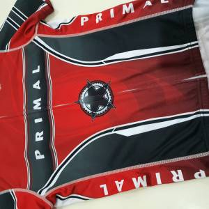 Primal Wear Cycling Jersey Size:M