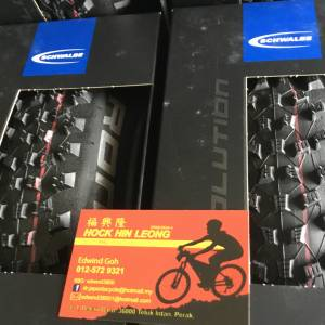 Schwalbe Rocket Ron 27.5/2.1 ADDIX Speed / 1Pair (free pos w.m)