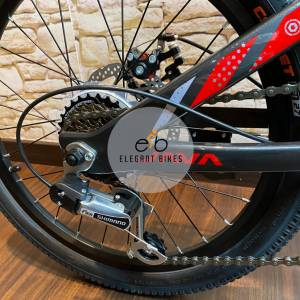 JAVA VERTIGO ALLOY 20 inch Kid DISC BRAKE SHIMANO GEAR