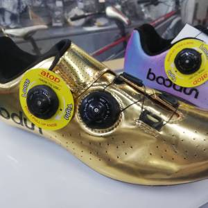 BOODUN ROAD CYCLING CARBON SHOES. WITH ATRACTIVE COLORS.