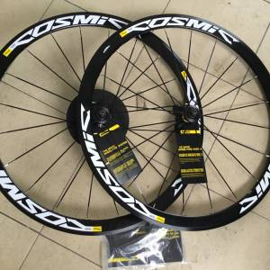 Mavic Cosmic Elite 40mm Road Wheelset - Made in Romania  -- free courier