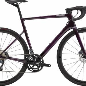Cannondale Supersix Evo Carbon Disc Ultegra Purple 2021 - READY STOCK