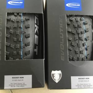 Schwalbe Rocket Ron ADDIX 29/2.25 -Evo Line - 1 Pair -- free courier