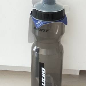 Giant Tri-G Water Bottle 2020 Series Transparent Black 600ml / 750ml