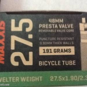 Maxxis Welter Weight Tube 27.5/1.9-2.35 184g @ selling cheap