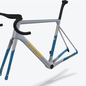 2021 Factor O2 Disc Frameset