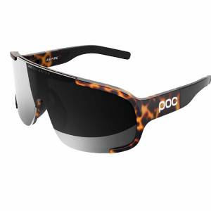 POC ASPIRE SUNGLASSES WITH VIOLET/SILVER MIRROR LENS