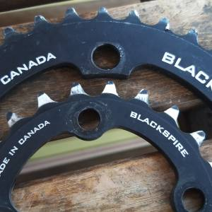 Blackspire 2x Chainrings ( 36t 104bcd and 22t 64bcd)
