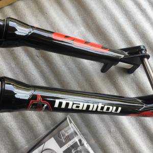 Manitou Marvel Comp 27.5 Remote AirForks | Taiwan @ free pos