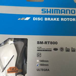 Shimano Ultegra RT800 160mm Center Rotor - 1pair -- free courier